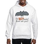 Bat-tastic Hooded Sweatshirt