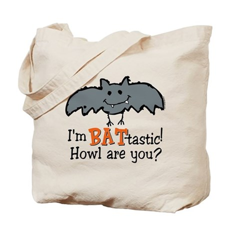 Bat-tastic Trick or Treat Bag