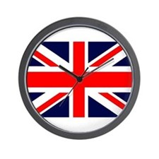 Union Jack Wall Clock