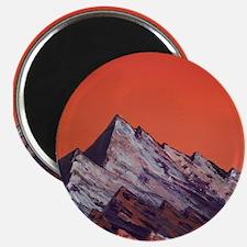 Orange Mountains Magnets