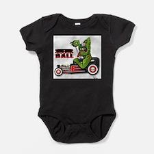 A rod Baby Bodysuit