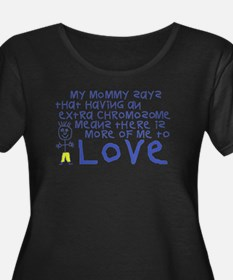 My Mommy Plus Size T-Shirt
