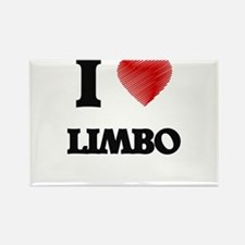 I Love Limbo Magnets