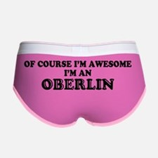 Cute Oberlin Women's Boy Brief
