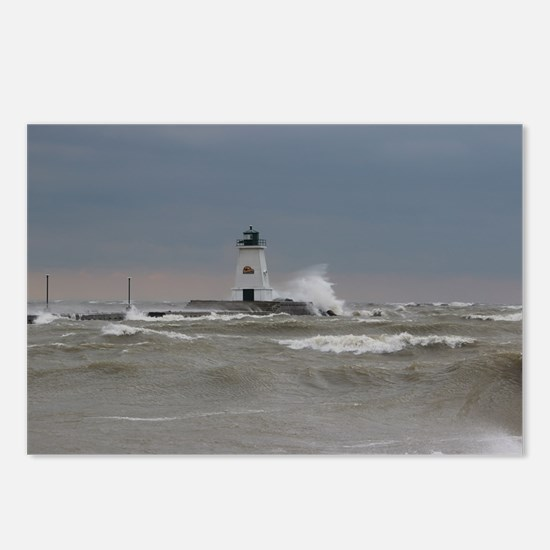 Unique Windswept Postcards (Package of 8)