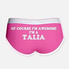 Cute Talia Women's Boy Brief