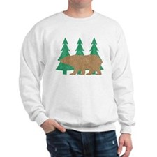 Vintage Bear Sweater