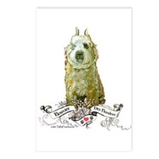 Bouvier des Flandres Fawn Postcards (Package of 8)