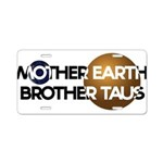 Mother Earth Brother Taus on white background Alum