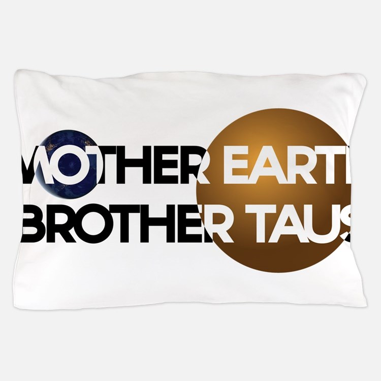 Mother Earth Brother Taus on white background Pill