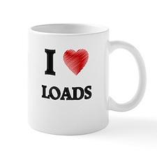 I Love Loads Mugs