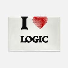 I Love Logic Magnets