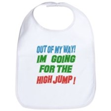 I'm going for the High Jump Bib