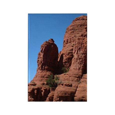SALE Sedona Red Rock Rectangle Magnet (100 pack)