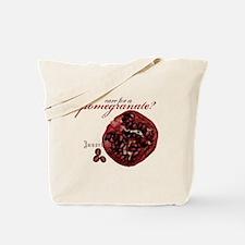 SALE Pomegranate Tote Bag