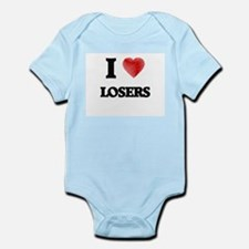 I Love Losers Body Suit