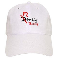 Dirty FLirty RACING Baseball Cap