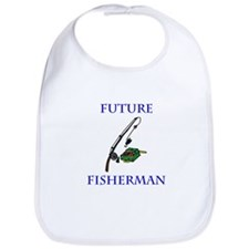 Cute Fisherman Bib