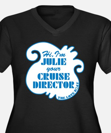 Love Boat Julie Cruise Director Plus Size T-Shirt