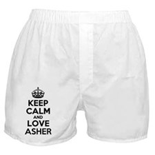 Cute Asher Boxer Shorts