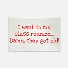 Class Reunion Rectangle Magnet