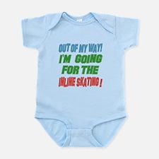 I'm going for the Inline Skating Infant Bodysuit