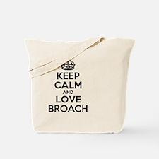 Broach Tote Bag