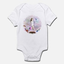 Pastel Fairy Infant Bodysuit