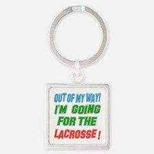 I'm going for the Lacrosse Square Keychain