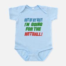 I'm going for the Netball Onesie
