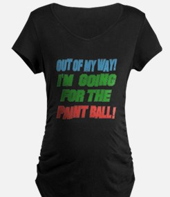 I'm going for the Paintball T-Shirt