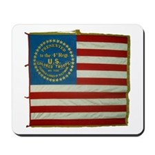 4th US Colored Troops Mousepad