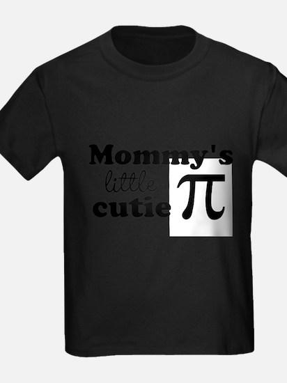 Mommys little cutie Pi T-Shirt