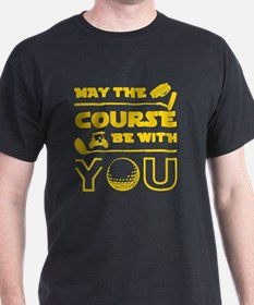 Unique May the horse be with you T-Shirt