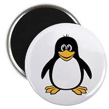 Funny Penguin Magnet