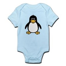 Funny Penguin Infant Bodysuit