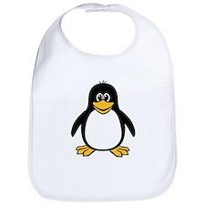 Funny Penguin Bib