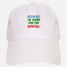 I'm going for the Racquetball Baseball Baseball Cap