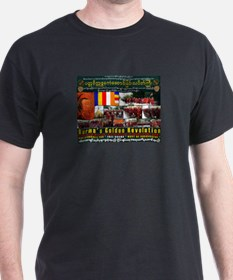 Burma's Golden Revolution ! T-Shirt