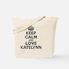 Cute Katelynn Tote Bag