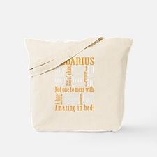 Cute Aquarius Tote Bag