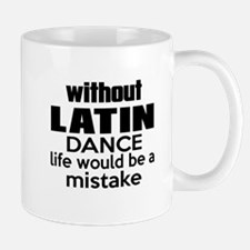 Awesome Latin Dance Designs Mug