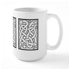 Celtic Knotwork Freeform Mug
