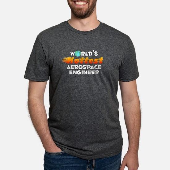 World's Hottest Aeros.. (D) Women's Dark T-Shirt