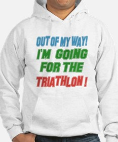 I'm going for the Triathlon Hoodie
