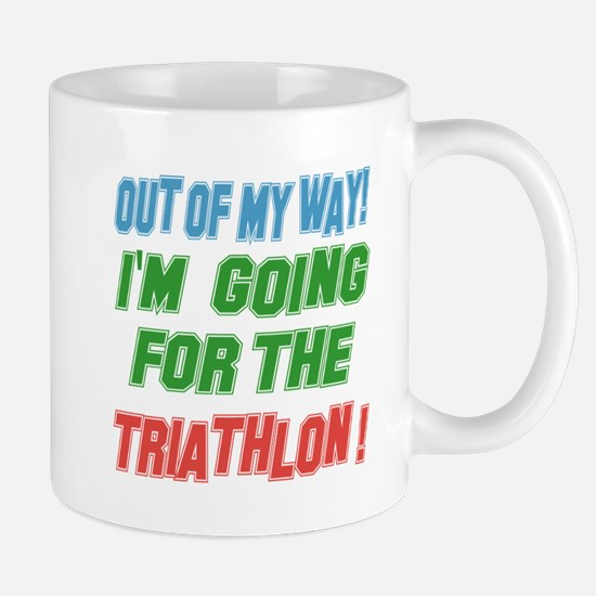 I'm going for the Triathlon Mug