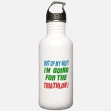 I'm going for the Tria Water Bottle