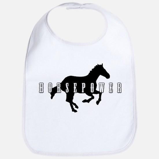 Horsepower Bib