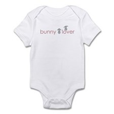 bunny lover Infant Bodysuit