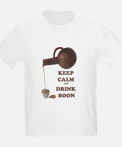 Keep Calm And Drink Boon T-Shirt